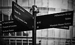Tablice informacyjne, Londyn