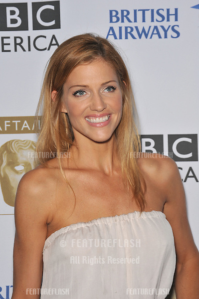 Tricia Helfer at BAFTA/LA's sixth annual TV Tea Party to celebrate the Emmys at the Intercontinental Hotel, Century City..September 20, 2008  Los Angeles, CA.Picture: Paul Smith / Featureflash