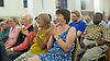 UKIP<br /> final UKIP Leadership hustings debate , Westminster, London, Great Britain <br /> 25th August 2016 <br /> <br /> members in audience <br /> <br /> <br /> <br /> <br /> Photograph by Elliott Franks <br /> Image licensed to Elliott Franks Photography Services