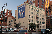 St Vincent's services is pictured in the New York City borough of Brooklyn, NY, Monday August 1, 2011. Founded in 1869 as a refuge for homeless Brooklyn newsboys, St. Vincent's Services (SVS) is one of the oldest childcare agencies in New York City.