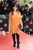 Natalie Cassidy<br /> arrives for the T.R.I.C. Awards 2017 at the Grosvenor House Hotel, Mayfair, London.<br /> <br /> <br /> &copy;Ash Knotek  D3240  14/03/2017