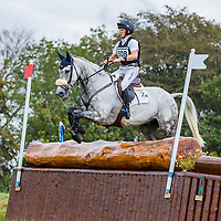 GBR-Tom McEwen rides Dreamaway during the Cross Country for the Connollys Red Mills CCI4*-S. 2019 IRL-Millstreet International Horse Trials. Green Glens Arena. Millstreet. Co. Cork. Ireland. Saturday 24 August. Copyright Photo: Libby Law Photography