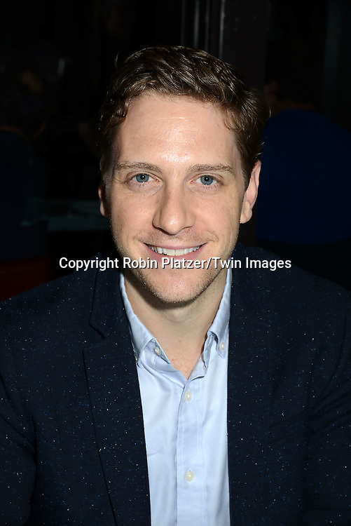 Andy Kelso attends the 29th Annual Broadway Flea Market &amp; Grand Auction benefitting Broadway Cares/ Equity Fights Aids  at Shubert Alley on September 27, 2015 in New York, New York, USA.<br /> <br /> photo by Robin Platzer/Twin Images<br />  <br /> phone number 212-935-0770