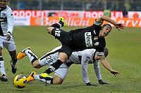Sebastian Giovinco  Juventus.Calcio Parma vs Juventus.Campionato Serie A - Parma 13/1/2013 Stadio Ennio Tardini.Football Calcio 2012/2013.Foto Federico Tardito Insidefoto