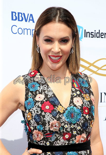 16 September 2017 - Hollywood, California - Alyssa Milano. Television Industry Advocacy Awards held at TAO Hollywood. Photo Credit: F. Sadou/AdMedia