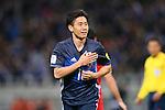 Shinji Kagawa (JPN), MARCH 29, 2016 - Football / Soccer : FIFA World Cup Russia 2018 Asian Qualifier Second Round Group E match between Japan 5-0 Syria at Saitama Stadium 2002, Saitama, Japan. (Photo by YUTAKA/AFLO SPORT)