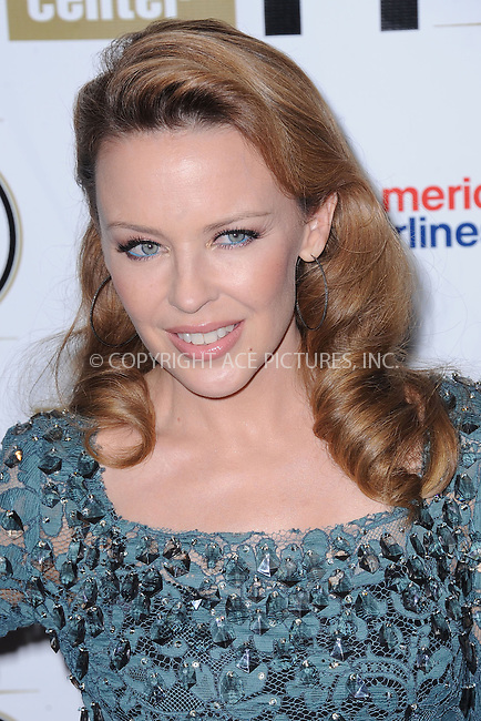 WWW.ACEPIXS.COM . . . . . .October 11, 2012...New York City....Kylie Minogue attends the 'Holy Motors' Premiere During The 50th New York Film Festival at Alice Tully Hall on October 11, 2012 in New York City ....Please byline: KRISTIN CALLAHAN - ACEPIXS.COM.. . . . . . ..Ace Pictures, Inc: ..tel: (212) 243 8787 or (646) 769 0430..e-mail: info@acepixs.com..web: http://www.acepixs.com .