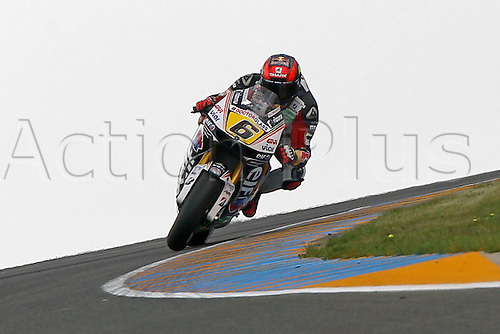 18 05 2012  18 05 2012 Le Mans FRA MotoGP MotoGP The picture shows  Stefan Bradl LCR Honda team
