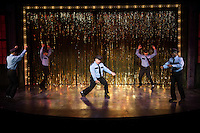 The Full Monty presented by STAGES St. Louis at Robert G. Reim Theater in Kirkwood, Missouri on Sept 3, 2015.