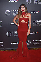 NEW YORK, NY - MAY 15: Gaby Espino at The Paley Honors: A Gala Tribute To Music On Television at Cipriani Wall St in New York City . on May 15, 2018. <br /> CAP/MPI99<br /> &copy;MPI99/Capital Pictures