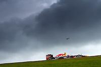 SAO PAULO, SP, 23.11.2013 - F1 - TREINOS LIVRES -  O piloto australiano Mark Webber da equipe Red Bull, durante o treino livre deste sábado (23) para o Grande Prêmio do Brasil de Fórmula 1, no autódromo de Interlagos, na zona sul de São Paulo. O treino de classificação para a corrida, que ocorre amanhã, começa hoje a partir das 14h. (Foto: Lukas Gorys / Brazil Photo Press).