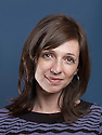 Susan Cain, , American  writer  at The Oxford Literary Festival at Christchurch College Oxford  . Credit Geraint Lewis