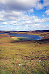 Loch of Flatpunds, near Walls, Mainland, Shetland Islands, Scotland