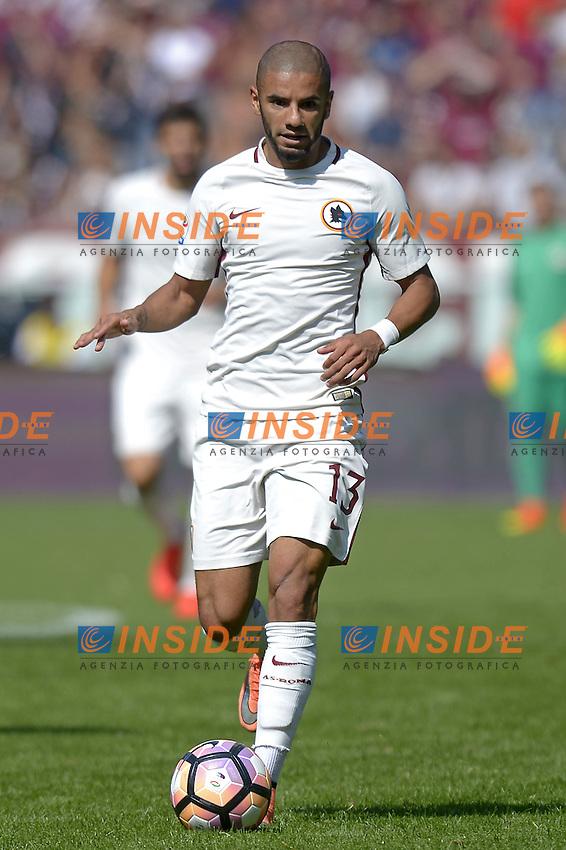 Bruno Peres Roma,<br /> Torino 25-09-2016, Stadio Olimpico Grande Torino, Football Calcio 2016/2017 Serie A, Torino - Roma, Foto Filippo Alfero/Insidefoto