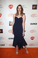 BEVERLY HILLS, CA - MAY 3: Robyn Lawley, at the 2018 Lupus LA Orange Ball at the Beverly Wilshire Hotel in Beverly Hills, California on May 3, 2108. Credit: Faye Sadou/MediaPunch