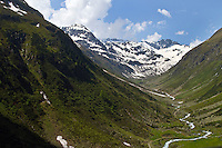 Fluela Pass, near Davos, Switzerland