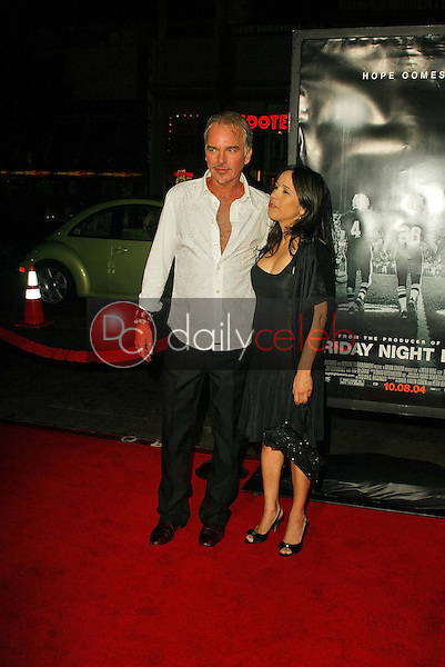 Billy Bob Thornton and Connie Angland