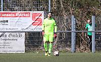 Felix Meyer (Büttelborn) - 07.04.2019: SKV Büttelborn vs. TSV Lengfeld, Gruppenliga Darmstadt