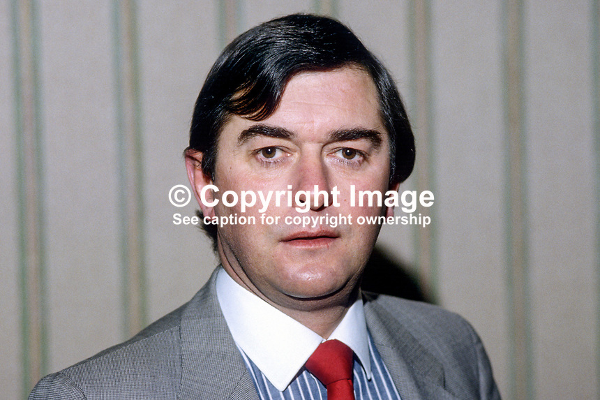 Geoffrey Martin, EEC Permanent Representative in N Ireland, 19840012GM..Copyright Image from Victor Patterson, 54 Dorchester Park, Belfast, UK, BT9 6RJ..Tel: +44 28 9066 1296.Mob: +44 7802 353836.Voicemail +44 20 8816 7153.Skype: victorpattersonbelfast.Email: victorpatterson@me.com.Email: victorpatterson@ireland.com (back-up)..IMPORTANT: If you wish to use this image or any other of my images please go to www.victorpatterson.com and click on the Terms & Conditions. Then contact me by email or phone with the reference number(s) of the image(s) concerned.