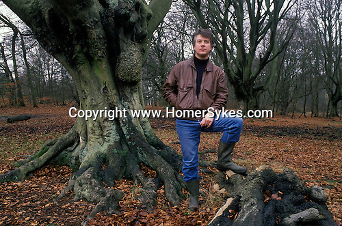 Richard Mabey author and conservationist