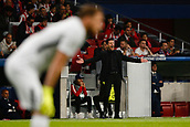 31st October 2017, Wanda Metropolitano, Madrid, Spain; UEFA Champions League, Atletico Madrid versus Qarabag FK; Diego Simeone Coach of Atletico de Madrid