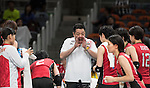 Masayoshi Manabe (JPN),<br /> AUGUST 8, 2016 - Volleyball : <br /> Women's Preliminary Pool A <br /> between Japan 3-0 Cameroon <br /> at Maracanazinho <br /> during the Rio 2016 Olympic Games in Rio de Janeiro, Brazil.<br /> (Photo by Enrico Calderoni/AFLO SPORT)