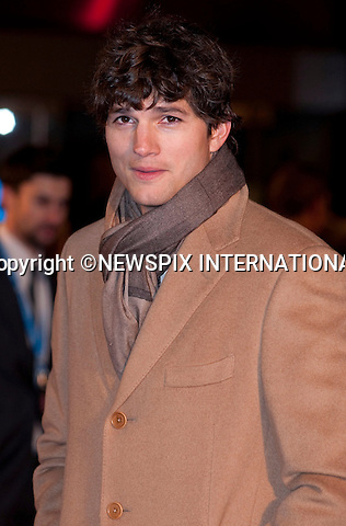 "Ashton Kutcher.VALENTINE'S DAY European Premiere at the Odeon Leicester Square,London_11/02/2010.VALENTINE'S DAY follows the intertwining romantic storylines of a group of people finding their way through break-ups and make-ups over the course of a Valentine's Day..Mandatory Photo Credit: ©Dias/Newspix International..**ALL FEES PAYABLE TO: ""NEWSPIX INTERNATIONAL""**..PHOTO CREDIT MANDATORY!!: NEWSPIX INTERNATIONAL(Failure to credit will incur a surcharge of 100% of reproduction fees)..IMMEDIATE CONFIRMATION OF USAGE REQUIRED:.Newspix International, 31 Chinnery Hill, Bishop's Stortford, ENGLAND CM23 3PS.Tel:+441279 324672  ; Fax: +441279656877.Mobile:  0777568 1153.e-mail: info@newspixinternational.co.uk"