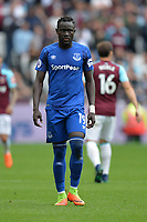 Oumar Niasse Of Everton during West Ham United vs Everton, Premier League Football at The London Stadium on 13th May 2018