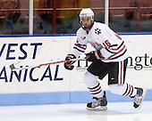 Kyle Kraemer (NU - 16) - The Northeastern University Huskies defeated the Boston College Eagles 3-2 on Friday, February 19, 2010, at Matthews Arena in Boston, Massachusetts.