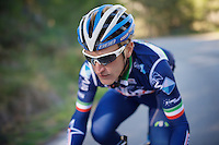 Enrico Gasparotto (ITA/Wanty-Groupe Gobert)<br /> <br /> Pro Cycling Team Wanty-Groupe Gobert <br /> <br /> Pre-season Training Camp january 2016