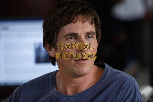 The Big Short (2015)<br /> Christian Bale<br /> *Filmstill - Editorial Use Only*<br /> CAP/KFS<br /> Image supplied by Capital Pictures