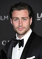 03 November 2018 - Los Angeles, California - Aaron Taylor-Johnson. 2018 LACMA Art + Film Gala held at LACMA.  <br /> CAP/ADM/BT<br /> &copy;BT/ADM/Capital Pictures