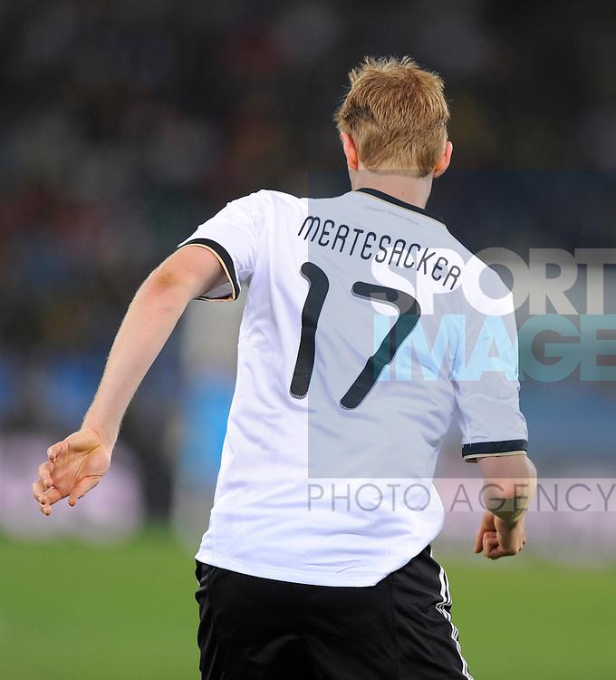 Per Mertesacker of Germany