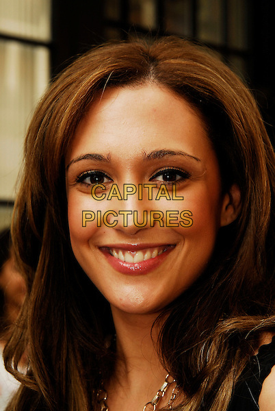 "MICHAELA HENDERSON-THYNNE.Outside her WAGS Boutique ""Bows"" near Carnaby Street, London, England, April 14th 2007..portrait headshot footballer's girlfriend shop reality TV show.CAP/IA.©Ian Allis/Capital Pictures"