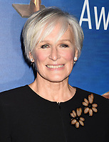 BEVERLY HILLS, CA - FEBRUARY 11: Actress Glenn Close attends the 2018 Writers Guild Awards L.A. Ceremony at The Beverly Hilton Hotel on February 11, 2018 in Beverly Hills, California.