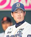 Lee Jae-Hak, Mar 28, 2016 : South Korean baseball team NC Dinos' starting pitcher Lee Jae-Hak attends a media day and fanfest of 10 clubs in the Korea Baseball Organization (KBO) in Seoul, South Korea. (Photo by Lee Jae-Won/AFLO) (SOUTH KOREA)