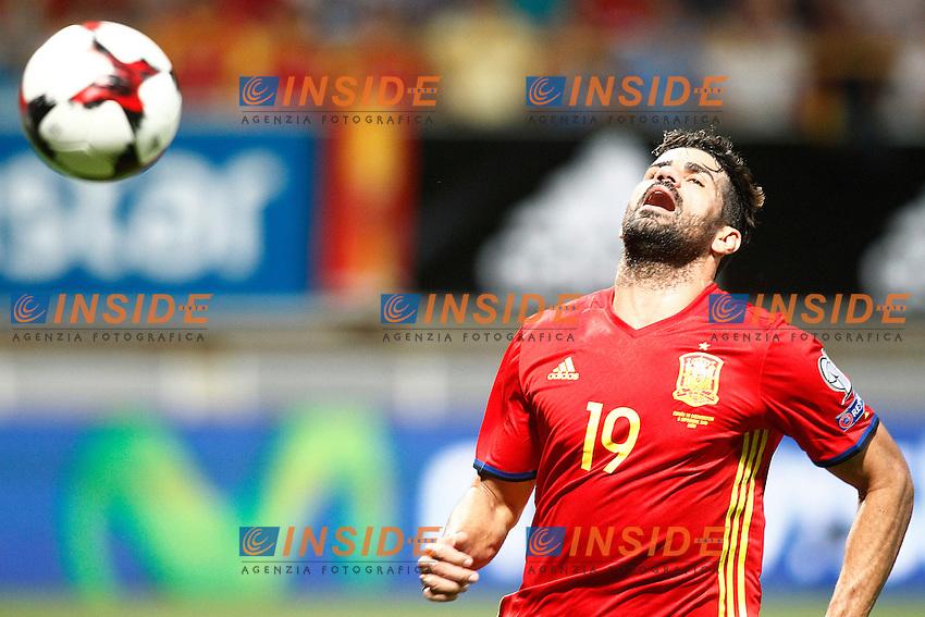 Spain's Diego Costa during FIFA World Cup 2018 Qualifying Round match. September 5,2016.(ALTERPHOTOS/Acero)<br /> Spagna - Liechtenstein <br /> Foto Insidefoto <br /> ITALY ONLY