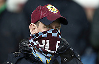 Burnley fans wait for kick-off <br /> <br /> Photographer Rich Linley/CameraSport<br /> <br /> The Premier League - Burnley v Brighton and Hove Albion - Saturday 8th December 2018 - Turf Moor - Burnley<br /> <br /> World Copyright © 2018 CameraSport. All rights reserved. 43 Linden Ave. Countesthorpe. Leicester. England. LE8 5PG - Tel: +44 (0) 116 277 4147 - admin@camerasport.com - www.camerasport.com