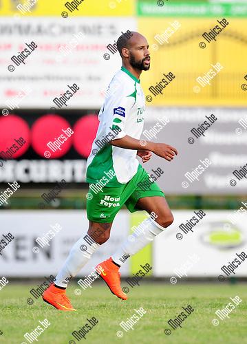 2014-07-02 / Voetbal / seizoen 2014-2015 / Dessel Sport / Omar Bennassar<br /><br />Foto: mpics.be