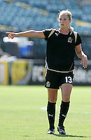 Kristen Gracyzyk. FC Gold Pride defeated Washington Freedom 3-2 at Buck Shaw Stadium in Santa Clara, California on August 1, 2009.