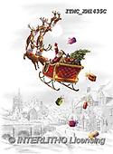Marcello, CHRISTMAS SANTA, SNOWMAN, WEIHNACHTSMÄNNER, SCHNEEMÄNNER, PAPÁ NOEL, MUÑECOS DE NIEVE, paintings+++++,ITMCXM1435C,#X#