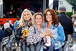 Noreen Cronin, Marguerite Egan and Ann Marie Nolan Bikefest in Killarney on Sunday