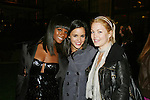 One Life To Live's Tika Sumpter, Melissa Gallo and Bree Williamson at the ABC Daytime Casino Night on October 23, 2008 at Guastavinos, New York CIty, New York. (Photo by Sue Coflin/Max Photos)