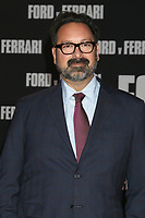 """LOS ANGELES - NOV 4:  James Mangold at the """"Ford v Ferrari"""" Premiere at TCL Chinese Theater IMAX on November 4, 2019 in Los Angeles, CA"""