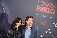 Spanish actress Penelope Cruz and spanish actor Javier Bardem attends to presentation of film 'Loving Pablo' in Madrid , Spain. March 06, 2018. (ALTERPHOTOS/Borja B.Hojas) / NortePhoto.com NORTEPHOTOMEXICO