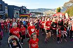 NELSON, NEW ZEALAND - MAY 14: 2017 Jennian Homes Mothers Day Fun Run/Walk, May 14, 2017, Nelson, New Zealand. (Photo by: Barry Whitnall Shuttersport Limited)