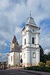 Kościół Nawiedzenia NMP w Lesku
