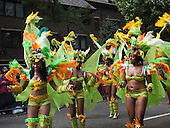 Notting Hill Carnival 2009 - Paraiso School of Samba(Photo: Bettina Strenske)