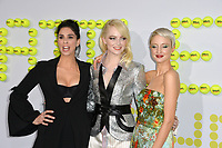 Sarah Silverman, Emma Stone, Andrea Riseborough at the premiere for &quot;Battle of the Sexes&quot; at the Regency Village Theatre, Westwood, Los Angeles, USA 16 September  2017<br /> Picture: Paul Smith/Featureflash/SilverHub 0208 004 5359 sales@silverhubmedia.com