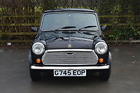 BNPS.co.uk (01202 558833)<br /> Pic: Brightwells/BNPS<br /> <br /> Minted - 1989 Mini that's only covered a handful of miles in 31 years has more than trebled in value.The 'time capsule' Mini has covered just 12 miles in its long life and is being sold in virtually brand new condition for £20,000. The 1989 Mini 30 was a special version made to mark the classic British motor's 30th anniversary. Its three owners have all kept in storage and as a result the unused car is in the same pristine condition as when it left the Austin factory in Longbridge, Warwicks, in 1989.It is being sold by auctioneers Brightwells for four times its original asking price.